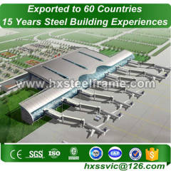 30x60 metal building and steel building packages by S355JR sale to Nicaragua