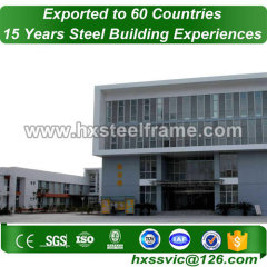 steelframing formed metal building studs with modern style to Kuwait customer