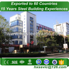 40x50 metal building made of steel struture pre-made produce for Namibia buyer