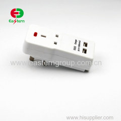 Professional factory supply good quality uk usb charger