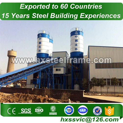 structural steel formed steelbuildings wind resistance sell well in Accra