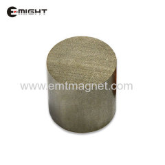 спеченные магнитные диски с магнитным магнитом sm2co17 редкоземельный постоянный магнит samarium кобальтовые магниты двигатель