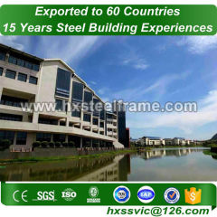 structure of steel and light steel structure provide to Kenya