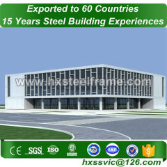 steel buiding made of high steel structures low-cost hot selling at Belmopan