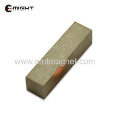 Sintered SmCo Permanent Magnets Block XGS28H