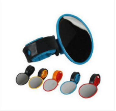 Bicycle Universal adjustable rear view mirror