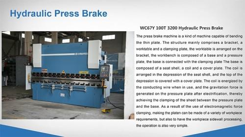 NC Press Brake Bending machine