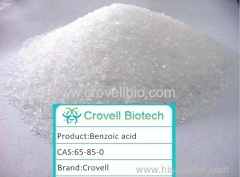 Hot sale benzoic a cid carboxybenzene CAS No. : 65-85-0