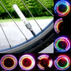 Bike Tire Wheel Lamp