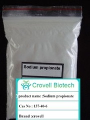 SODIUM PROPIONATE 137-40-6 SODIUM PROPIONATE 137-40-6