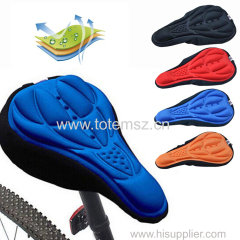 Cushion Sponge Foam bicycle Saddle Cover