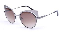 2018 cat eye design sunglasses frame fashion polarized sunglasses
