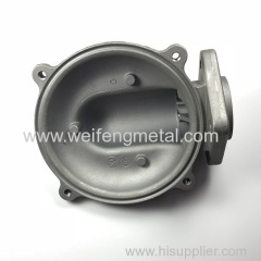 Cold chamber die casting parts with high quality