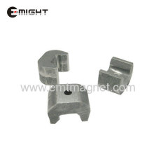 Cast Alnico Magnet triangle magnet magnetic materials magnet suppliers buy magnets motor horseshoe magnet