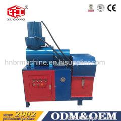 Automatic double cylinder upsetting machine