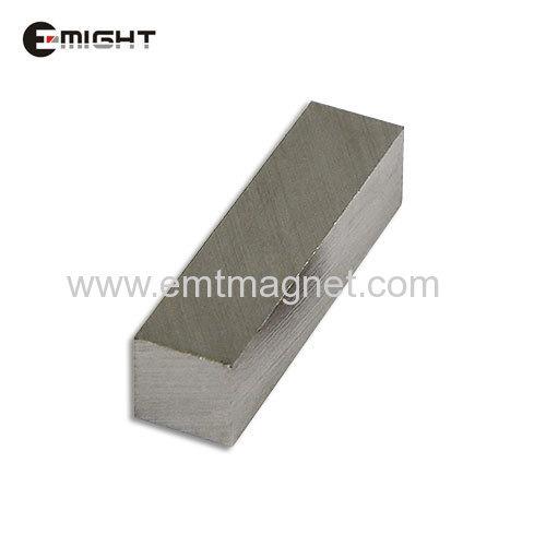 Cast Alnico Magnet Block magnets magnetic materials magnet wholesale permanent magnet motor horseshoe magnet