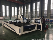 CNC Fiber Laser cutting machine exported to Russia