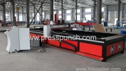 6m cnc plasma cutting machine exported to Ecuador