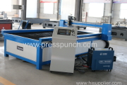 PM1530 duct cnc plasma cutting machine with 45A generator