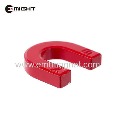 Cast Alnico Magnet Block magnets magnetic materials U magnet permanent magnet motor horseshoe magnet