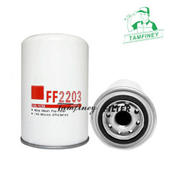 Truck filters for truck engine parts 4010476 FF2203 P552203 china buy filter
