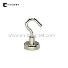 Pot magnet Magnetic Hook Disc D25