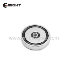 Pot Magnets Magnetic Assembly Disc D32