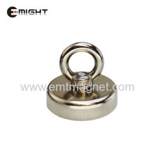 Rings Pot Magnets Magnetic Assembly Disc D60