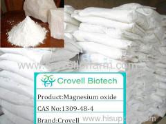 Magnesium oxide 7681-11-0 Magnesium oxide 7681-11-0