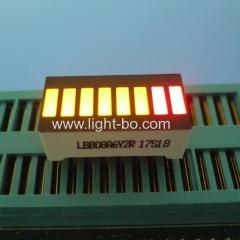 8 Segment LED Light Bar;8 segment Bar Gradh Array;led bar;
