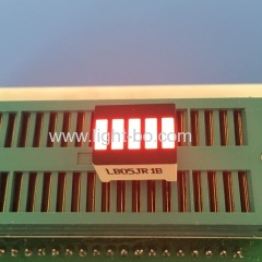 5 segment led bar;led light bar;led bar gradh;
