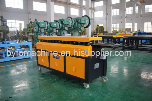 T-12 TDF flange forming machine