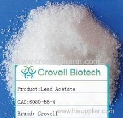 Lead acetate trihydrate 6080-56-4 Lead acetate trihydrate 6080-56-4