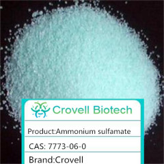 Ammonium sulfamate CAS: 7773-06-0 H6N2O3S good package products