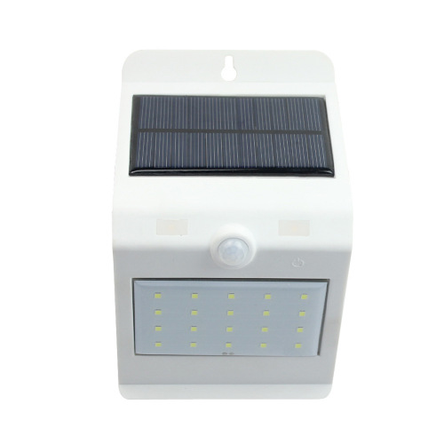 Solar light With Motion Sensor 24LED Illumination for Outdoor lighting
