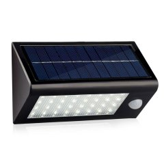 32 LED Solar Powered PIR Motion Sensor Light Rechargeable Waterproof Outdoor Solar Wall Porch Pathway Garden Street