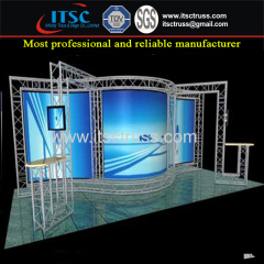 Aluminum Truss Rigging Outdoor Event Exhibit Display Project