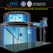 Exhibit and Display booths Truss Rigging Trade Show Display Truss