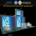 Exhibition and Display Booth Truss Rigging for Backdrop on Sale