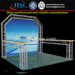 2018 Hot-Sale Trade Show Exhibition Booth Truss