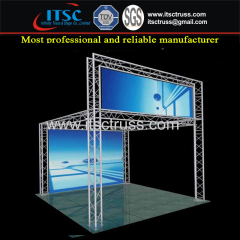 Modern Style Banner Exhibition Display Truss Rigging
