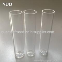 кварцевые трубки микрожидкости (один конец закрыт)