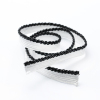 Webbing rope for garment textile or decoration