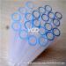 термостойкая труба из кварцевого кварцевого кварцевого стекла для полупроводниковой формы запроса заказчика кварцевая кюветная ячейка