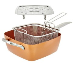 Copper Chef 5pcs set