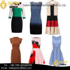 Custom New Style Fashion Dresses Women Lady Design Chic Sexy Dress