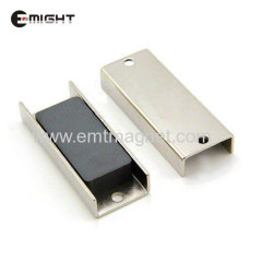 Channel Magnets Strong Ferrite magnets Inside Pot Magnet Magnetic Assembly Magnetic Tools Magnetic Materials