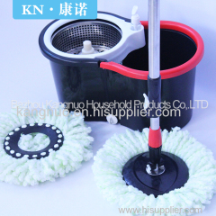 hands free microfiber mop 360 rotating magic mop Easy Washing Bucket
