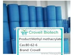 high purity Methyl methacrylate CAS NO 80-62-6 at competitive price Purity: 99%min Appearance: Colorless liquid