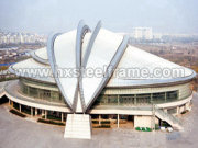 Binzhou Gymnasium 8000SQM